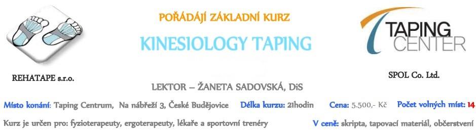 Rehatape ČB - Rehabilitace, masáže, taping, ortopedie
